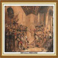 十九世纪英国画家约翰埃弗里特米莱斯John Everett Millais拉斐尔前派画家 (13)