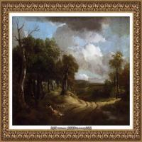 英国画家托马斯庚斯博罗Thomas Gainsborough肖像画家及风景图片 (13)