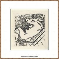 西班牙画家巴勃罗毕加索Pablo Picasso现代派素描毕加索手稿高清图片毕加索素描作品 (180)