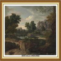 19世纪法国巴比松派画家让弗朗索瓦米勒Jean Francois Millet绘画作品集现实主义画家米勒 (5)