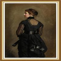 十九世纪英国画家约翰埃弗里特米莱斯John Everett Millais拉斐尔前派画家 (31)