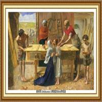 十九世纪英国画家约翰埃弗里特米莱斯John Everett Millais拉斐尔前派画家 (23)