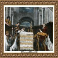 意大利杰出的画家拉斐尔Raphael神将治愈God has healed油画作品高清大图 (95)