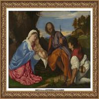 意大利画家提香韦切利奥Tiziano Vecellio西方油画之父提香大师作品高清图片威尼斯画派 (250)