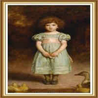 十九世纪英国画家约翰埃弗里特米莱斯John Everett Millais拉斐尔前派画家 (3)