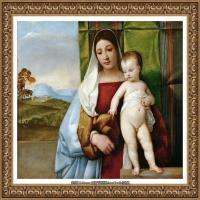 意大利画家提香韦切利奥Tiziano Vecellio西方油画之父提香大师作品高清图片威尼斯画派 (74)