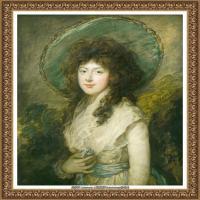 英国画家托马斯庚斯博罗Thomas Gainsborough肖像画家及风景图片 (91)