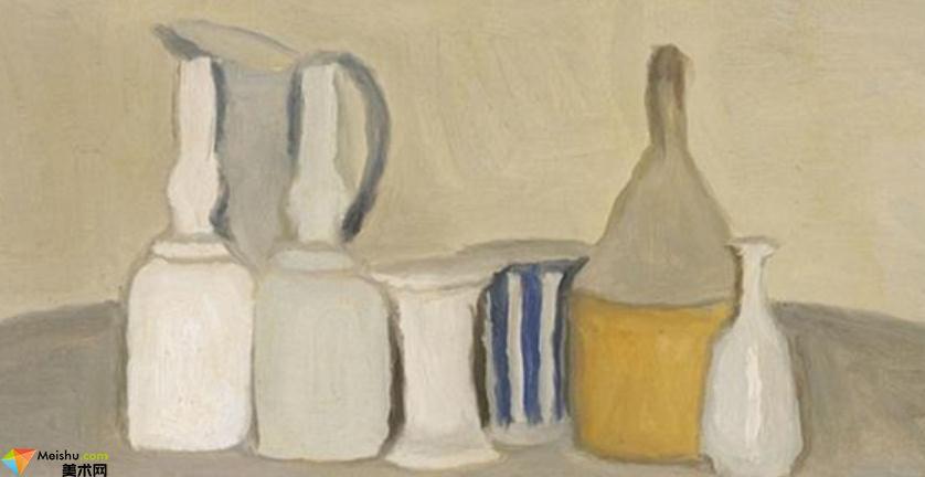 喬治·莫蘭迪作品展(一)
