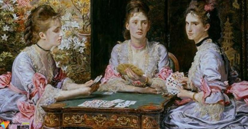 米萊斯Millais-作品展