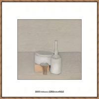 乔治莫兰迪Giorgio Morandi意大利著名的版画家油画家绘画作品集莫兰迪油画作品高清图片 (12)