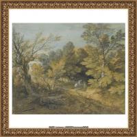 英国画家托马斯庚斯博罗Thomas Gainsborough肖像画家及风景图片 (71)
