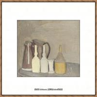 乔治莫兰迪Giorgio Morandi意大利著名的版画家油画家绘画作品集莫兰迪油画作品高清图片 (7)