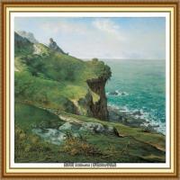 19世纪法国巴比松派画家让弗朗索瓦米勒Jean Francois Millet绘画作品集现实主义画家米勒 (39)