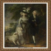 英国画家托马斯庚斯博罗Thomas Gainsborough肖像画家及风景图片 (45)