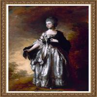 英国画家托马斯庚斯博罗Thomas Gainsborough肖像画家及风景图片 (37)