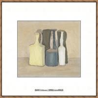 乔治莫兰迪Giorgio Morandi意大利著名的版画家油画家绘画作品集莫兰迪油画作品高清图片 (27)