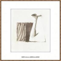 乔治莫兰迪Giorgio Morandi意大利著名的版画家油画家绘画作品集莫兰迪油画作品高清图片 (9)