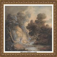 英国画家托马斯庚斯博罗Thomas Gainsborough肖像画家及风景图片 (146)