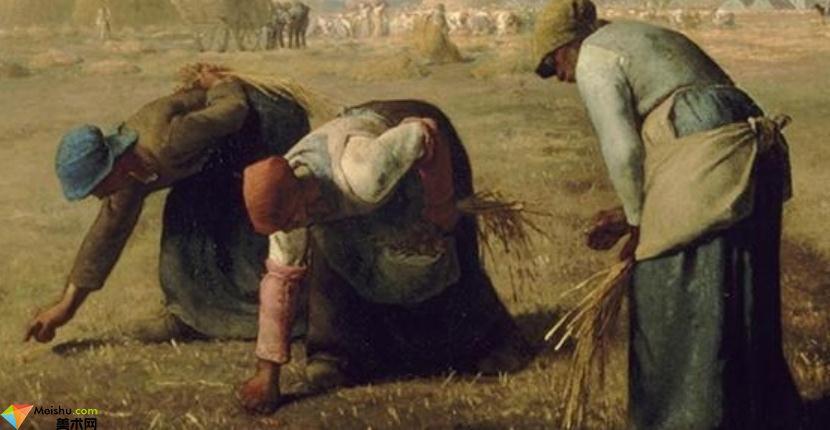 弗朗索瓦·米勒-油畫展