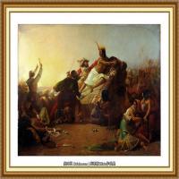 十九世纪英国画家约翰埃弗里特米莱斯John Everett Millais拉斐尔前派画家 (36)
