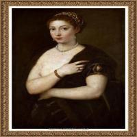 意大利画家提香韦切利奥Tiziano Vecellio西方油画之父提香大师作品高清图片威尼斯画派 (80)