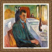 爱德华蒙克Edvard Munch挪威表现主义画家绘画作品集蒙克作品高清图片 (13)