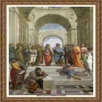 意大利杰出的画家拉斐尔Raphael神将治愈God has healed油画作品高清大图 (81)