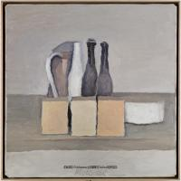 乔治莫兰迪Giorgio Morandi意大利著名的版画家油画家绘画作品集莫兰迪油画作品高清图片 (5)