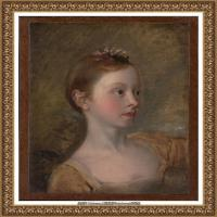 英国画家托马斯庚斯博罗Thomas Gainsborough肖像画家及风景图片 (33)