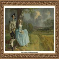 英国画家托马斯庚斯博罗Thomas Gainsborough肖像画家及风景图片 (145)