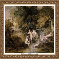 英国画家托马斯庚斯博罗Thomas Gainsborough肖像画家及风景图片 (107)