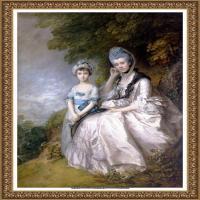 英国画家托马斯庚斯博罗Thomas Gainsborough肖像画家及风景图片 (143)