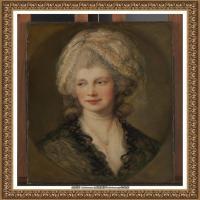 英国画家托马斯庚斯博罗Thomas Gainsborough肖像画家及风景图片 (28)