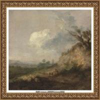 英国画家托马斯庚斯博罗Thomas Gainsborough肖像画家及风景图片 (15)