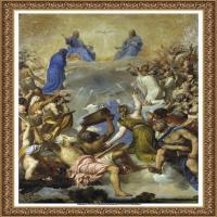 意大利画家提香韦切利奥Tiziano Vecellio西方油画之父提香大师作品高清图片威尼斯画派 (182)