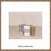 乔治莫兰迪Giorgio Morandi意大利著名的版画家油画家绘画作品集莫兰迪油画作品高清图片 (22)