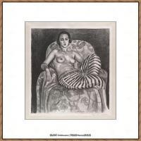 西班牙画家巴勃罗毕加索Pablo Picasso现代派素描毕加索手稿高清图片毕加索素描作品 (176)