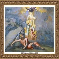 意大利杰出的画家拉斐尔Raphael神将治愈God has healed油画作品高清大图 (94)