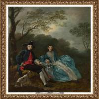 英国画家托马斯庚斯博罗Thomas Gainsborough肖像画家及风景图片 (46)