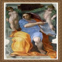 意大利杰出的画家拉斐尔Raphael神将治愈God has healed油画作品高清大图 (88)