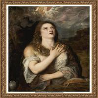 意大利画家提香韦切利奥Tiziano Vecellio西方油画之父提香大师作品高清图片威尼斯画派 (118)