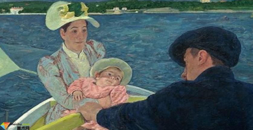 瑪麗·卡薩特Mary Cassatt-作品展(二)
