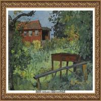 爱德华蒙克Edvard Munch挪威表现主义画家绘画作品集蒙克作品高清图片 (32)