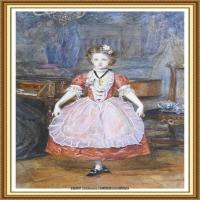 十九世纪英国画家约翰埃弗里特米莱斯John Everett Millais拉斐尔前派画家 (6)