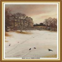 十九世纪英国画家约翰埃弗里特米莱斯John Everett Millais拉斐尔前派画家 (16)
