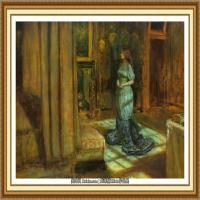十九世纪英国画家约翰埃弗里特米莱斯John Everett Millais拉斐尔前派画家 (14)