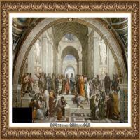 意大利杰出的画家拉斐尔Raphael神将治愈God has healed油画作品高清大图 (83)