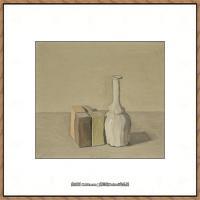乔治莫兰迪Giorgio Morandi意大利著名的版画家油画家绘画作品集莫兰迪油画作品高清图片 (8)