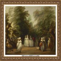 英国画家托马斯庚斯博罗Thomas Gainsborough肖像画家及风景图片 (135)