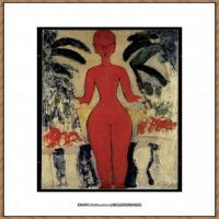 阿梅代奥莫迪利亚尼Amedeo Modigliani意大利著名画家绘画作品集油画作品高清图片Nude study fro